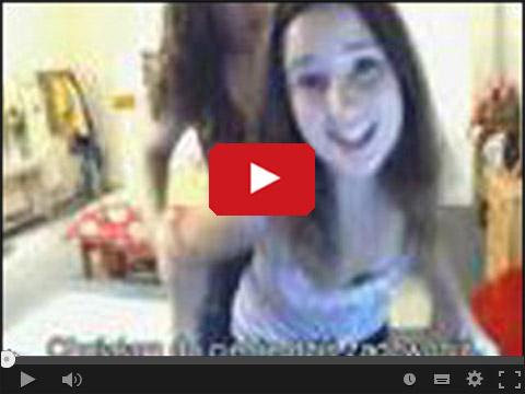 Nastolatki przed kamerką