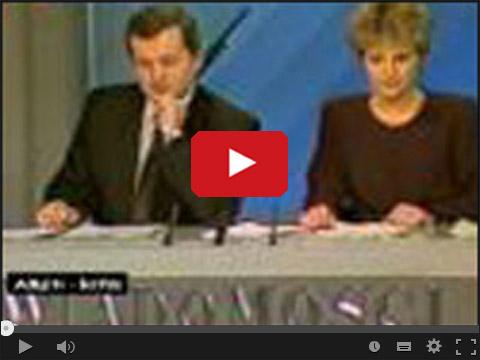 Wpadki podczas wiadomości TVP