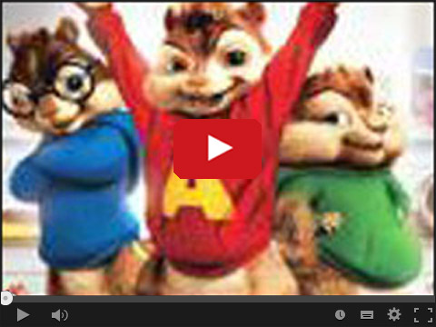 Święta proszę już - Alvin i wiewiórki