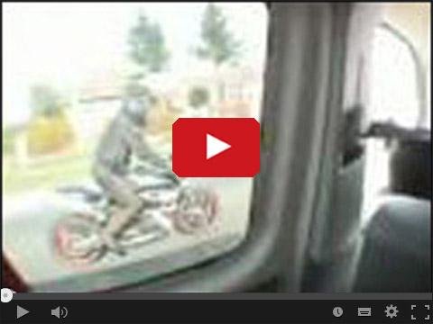 Sposób na motocyklistów