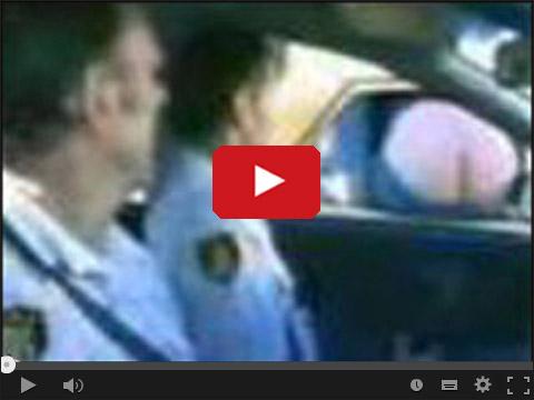 Pierdzące przygody policjantów