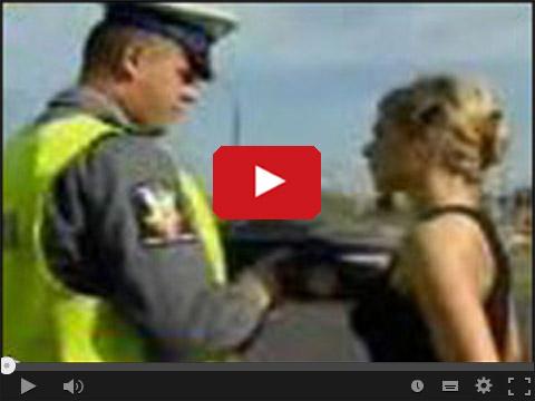 Doda zatrzymana przez policję