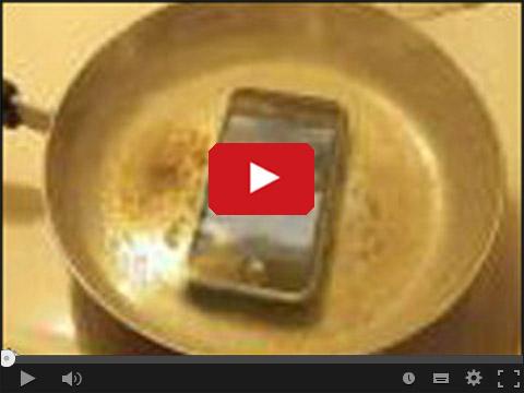 Jak usmażyć iPhona