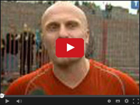 Rozżalony piłkarz udziela wywiadu