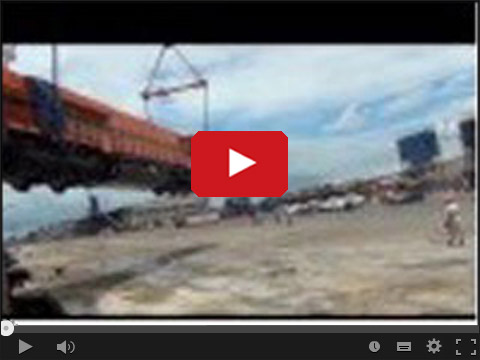 Spadająca lokomotywa