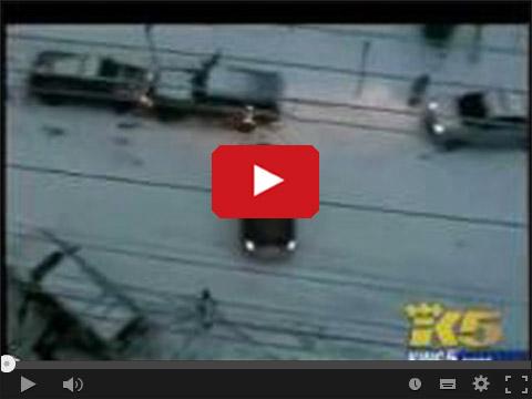 Ślizgające się samochody