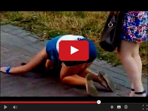 Rosyjskie dziewczyny i alkohol