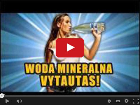 Reklama wody mineralnej