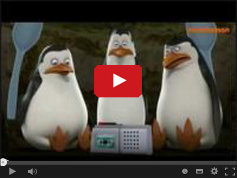 Przeróbka Pingwinów z Madagaskaru