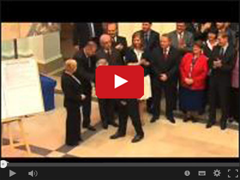 Kaczyński chciał w rękę pocałować