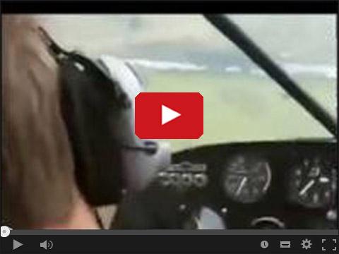 Pilot zasłabł w czasie lotu