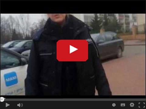 Nieudolna policjantka