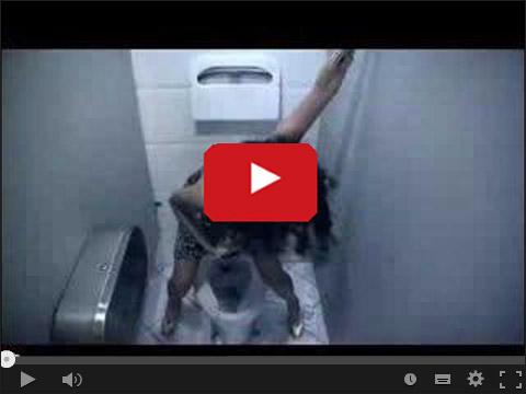 Kłopoty kobiet w toalecie