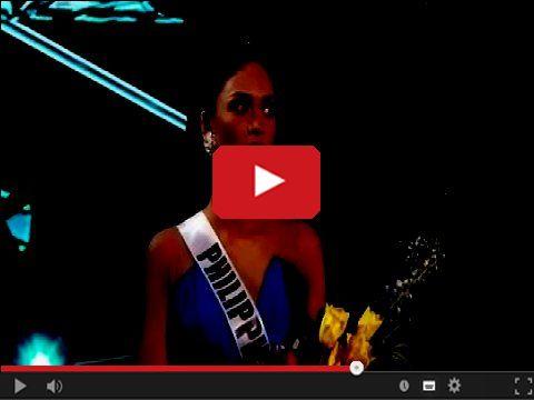 Fatalna pomyłka podczas Miss Universe 2015