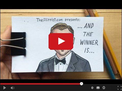Oskar dla Leonardo DiCaprio