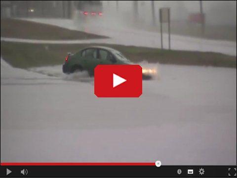 Jak utopić samochód?