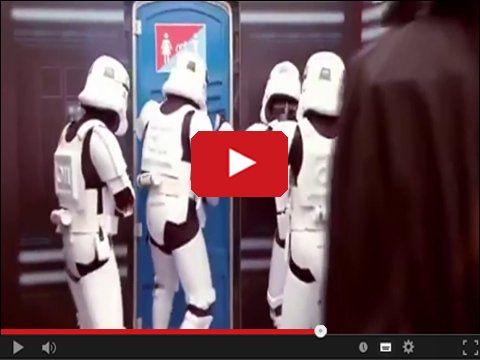 Star Wars i ukryta kamera