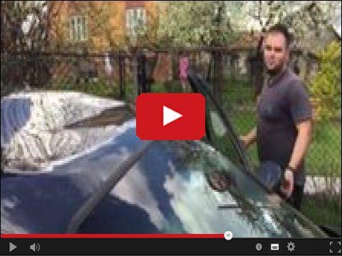 Jak naprawić wgnieciony dach w samochodzie?