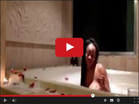 Wpadka podczas romantycznej kąpieli w wannie