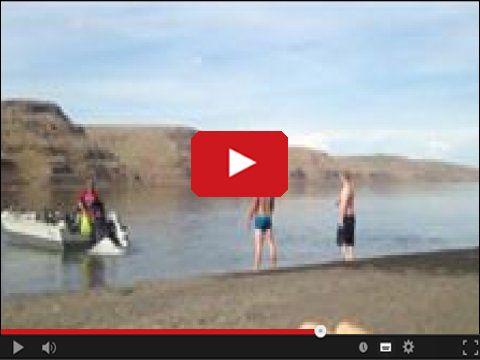 Napęd strumieniowy motorówki i ruskie zabawy nad wodą