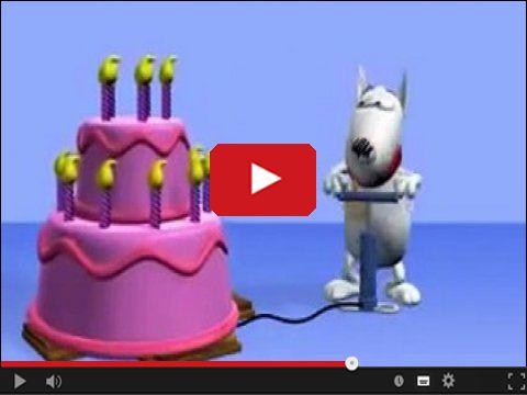 Ten tort urodzinowy jest dla Ciebie
