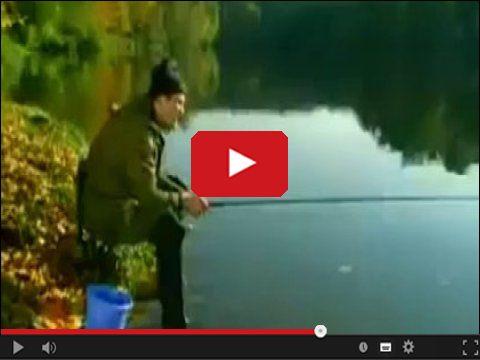 Prawdziwe emocje podczas łowienia ryb