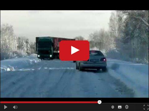 Audi poszedł jak pług po śniegu