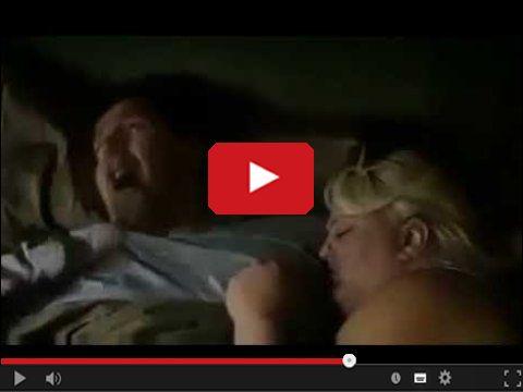 Obudził sie u boku brzytkiej kobiety i myślał że ucieknie