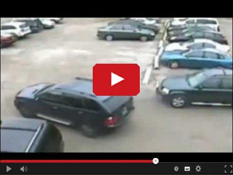 Precyzyjne parkowanie samochodu