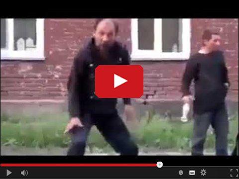 Podwórkowi kolesie pokazują jak się tańczy