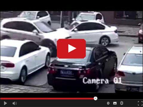 Manewr Parkowania - Prawo jazdy chyba w chipsach znalazła