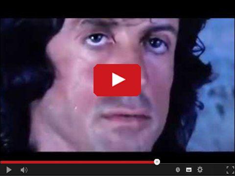 Panie Rambo potrzebujemy pomocy w rozgonieniu protestujących