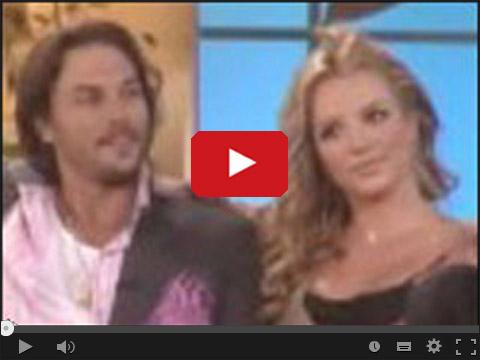 Britney Spears i Kevinon Ellen o swoim wybryku