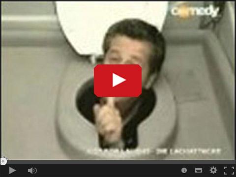 Toaletowa sztuczka