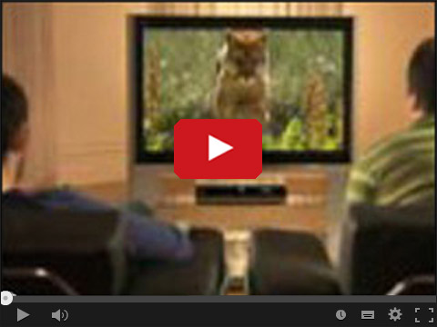 Reklama telewizora Panasonic Viera