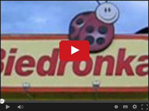 Reklama Biedronki
