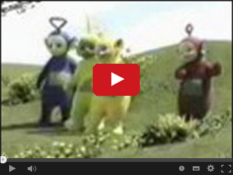 Teletubbies hardcore version