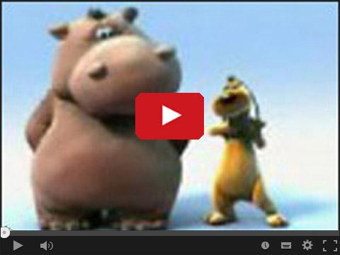 Super śpiewający Hipopotam