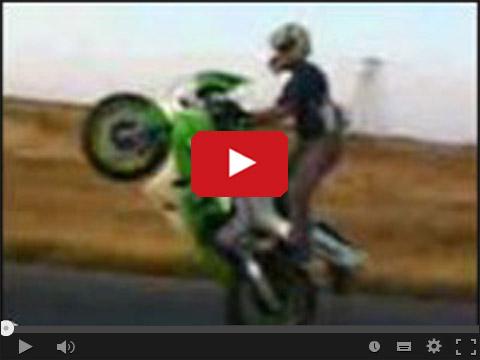 Stunt - freestyle motocyklowy