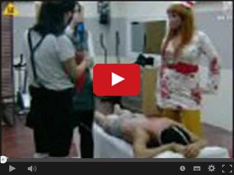 Marco Cammi i pielęgniarki