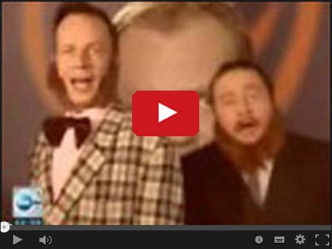 Donald Marzy Jozin z Bazin - Kabaret Pod Wyrwigroszem