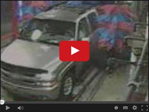 Wpadka na myjni samochodowej